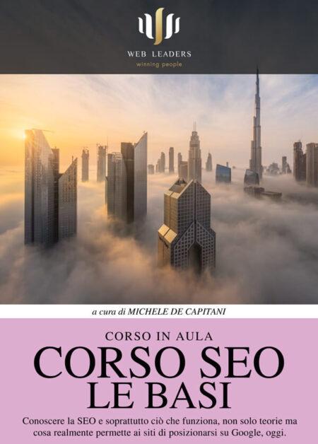 Corso SEO in aula (Google)