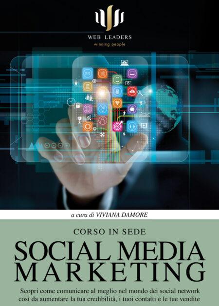 Corso Social Media Marketing in Aula - Viviana Damore